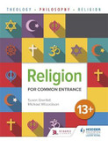 Religion for Common Entrance 13+ cover photo