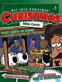 Christmas Bible Comic cover photo