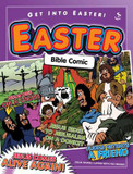 Easter Bible Comic cover photo