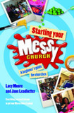 Starting Your Messy Church: A Beginner's Guide for Churches cover photo