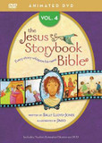 Jesus Storybook Bible Animated: Vol. 4 cover photo