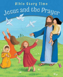 Jesus and the Prayer cover photo