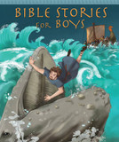 Bible Stories for Boys cover photo