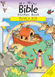 Noah's Ark and Other Stories: My Mini Bible Sticker Book Noahs Ark cover photo