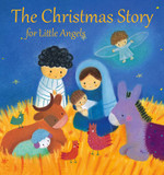The Christmas Story for Little Angels cover photo