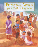 Prayers and Verses for a Child's Baptism cover photo