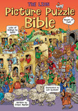 The Lion Picture Puzzle Bible cover photo