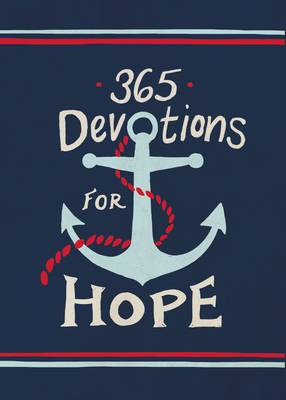 365 Devotions for Hope cover photo