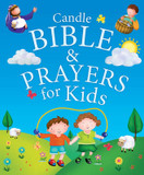 Candle Bible & Prayers for Kids cover photo