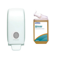 Kimcare® Antibacterial Hand Soap Cleanser Starter Pack (6334 69480) Kimberly Clark Professional