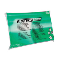 Kimtech Science Lens Cleaning Microfibre Wiper 20 Wipers (KC75540) Kimberly Clark Professional