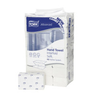 Tork Advanced Hand Towel H2 System Interfold  21 Packs (120289) Tork Products