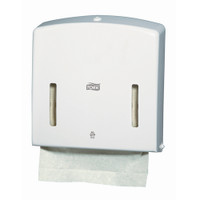 Tork Ultraslim Mini Hand Towel Dispenser H4 White (2293796) Tork Products