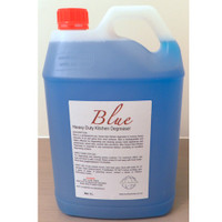 Blue Heavy Duty Kitchen Degreaser 5L Cleaning Chemicals by Eco Chemicals