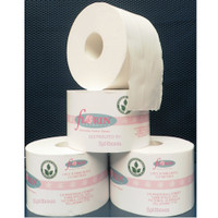 Jumbo Junior Toilet Roll 2 Ply 115 Metres x 18 Rolls (GTR115) Florin Products