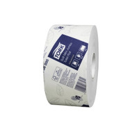 Tork Soft Mini Jumbo Toilet Roll T2 Advanced 200M x 12 Rolls (2306898) Tork Products