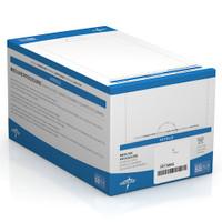 Medline Sterile Procedure Nitrile Gloves Large 50 Pairs (MDS2296) Medline Products