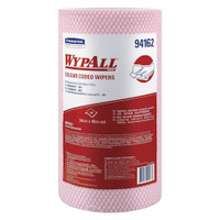 Wypall Colour Coded Red Regular Duty Wipers 6 Rolls (94162) Kimberly Clark Professional