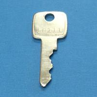 Original Kimberly Clark® Dispenser Key for Metal Dispensers Kimberly Clark Products