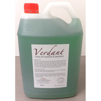 Verdant Citrus Air Freshener & Deodorant 5 Litres Cleaning Chemicals by Eco Chemicals