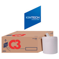 KIMTECH® Aviation C3 Cleaning Wipes 6 Rolls x 60 Wipers (28645) Kimberly Clark Professional
