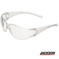 JACKSON SAFETY V10 ELEMENT Safety Eyewear Clear Lens 1 Pair (KC25642) Kimberly Clark Professional