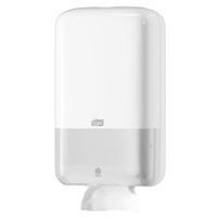 Tork® Folded Toilet Paper Dispenser White T3 (556000)