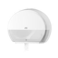 Tork® Mini Jumbo Toilet Roll Dispenser T2 White (555000) Tork Products