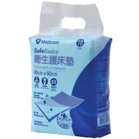 Medicom® SafeBasics Underpads 40cm x 60cm 100 Pads | Medicom