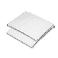 Medicom Dry-Back Dental Bibs White 500 bibs/ctn