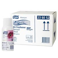 Tork Floral Air Freshener Spray A1 System 12 x 75ml (236052) Tork Products
