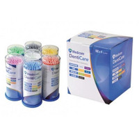 Medicom Denticare Micro Applicators Fine 1.5mm (Yellow/Blue) Medicom Products