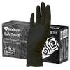 Medicom SafeTouch Ultimate Black Textured Latex Gloves Large (1158E) Medicom Australia