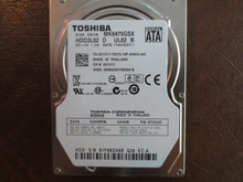 Toshiba MK6475GSX HDD2L02 D UL02 B FW:GT002D 640gb Sata (Donor for Parts) 81F8BD58B (T)