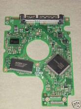 HITACHI HTS541080G9SA00 SATA MLC:DA1265 PN:0A27404 PCB 250503251932