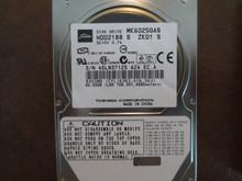 Toshiba MK8025GAS HDD2188 S ZK01 S 610 A0/KA023H 80gb IDE (Donor for Parts) 45LN3712S (T)