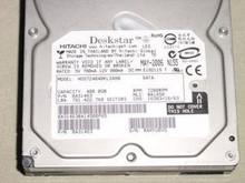 HITACHI HDS724040KLSA80, 400GB SATA MLC: BA1450 0A31463 360300637650