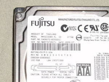 FUJITSU MHV2100BH PL, CA06672-B25500C1, 100GB, SATA 250615273862