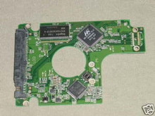 WD WD800BEVS-22RST0, 2061-701450-Z00 AE, DCM: HHCTJANB PCB