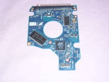 TOSHIBA MK8026GAX, HDD2191 F ZK01 T, 80GB, ATA/IDE PCB