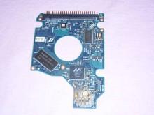 TOSHIBA MK8026GAX, HDD2191 C ZE01 S, 80GB, ATA/IDE PCB
