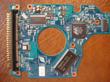 TOSHIBA MK8025GAS, HDD2188 F ZK02 T, 80GB, ATA/IDE PCB