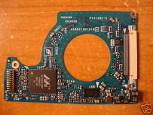 """TOSHIBA MK8010GAH, HDD1784 P ZK02, 80GB, 1.8"""" ZIF PCB"""