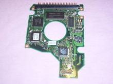 TOSHIBA MK4019GAX, HDD2171 B ZE01 T, 40GB, ATA/IDE PCB