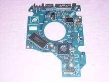 TOSHIBA MK1032GSX, HDD2D30 S ZK01 T, 100GB, SATA PCB