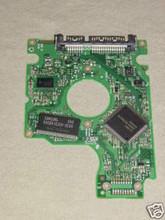 HITACHI HTS541080G9SA00 SATA MLC:DA1265 PN:0A27404 PCB