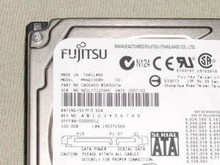 FUJITSU MHW2100BH, CA06820-B54500TW, 100GB, SATA