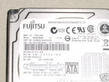 FUJITSU MHW2080BH, CA06820-B44300SN, 80GB, SATA