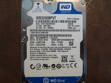 Western Digital WD3200BPVT-24JJ5T0 DCM:HHMTJHK 320gb Sata