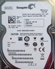 """10 pc. lot Seagate ST9640320AS 2.5"""" 640gb 5400rpm Sata HDD (DOD tested & Wiped)"""
